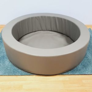 Softplay Ball Pool Pit in Grey
