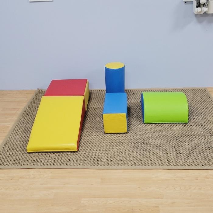 Softplay Mini 5 Piece Climber Set