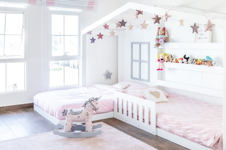 Bedroom for Lina