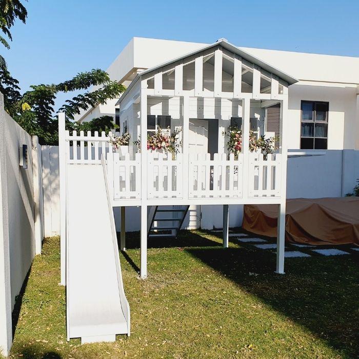 White Treehouse