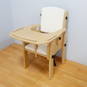 Adjustable Chair with Tray