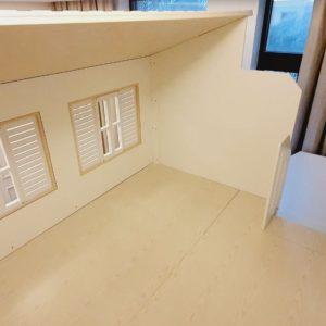 Playhouse Platform Bed