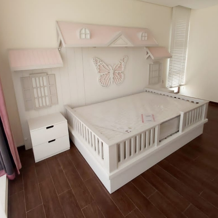 Butterfly House Bed