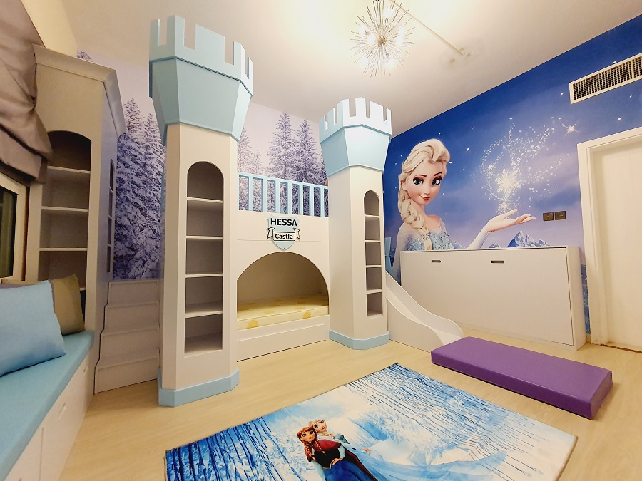 Bedroom for Hadef