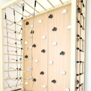Multi Purpose Climbing Wall