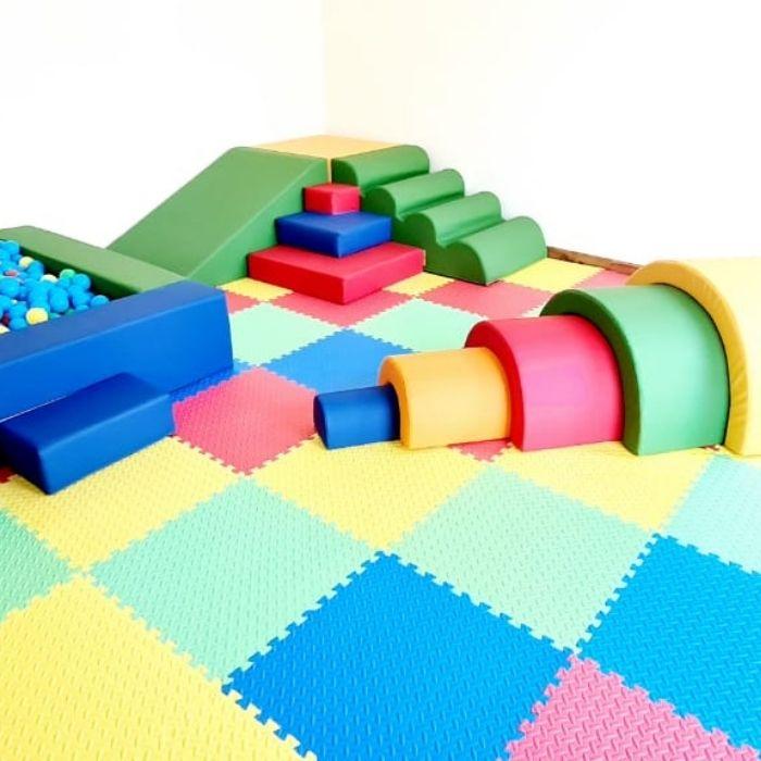 Jigsaw Floor Mats