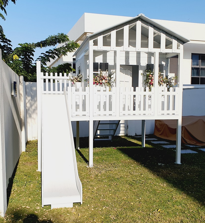 Outdoor Play Area for Katreen