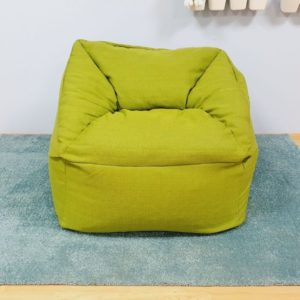 Bean Bag Chair Green