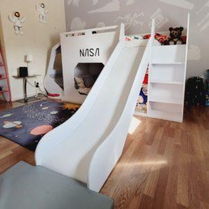 Spaceship Bunk Bed