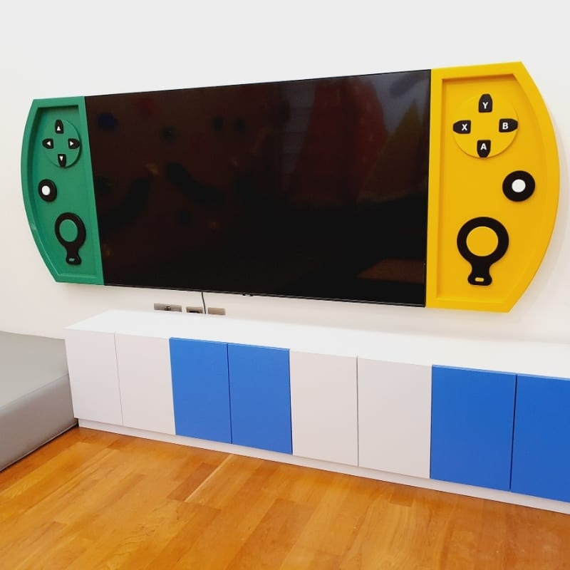 Game Controller Decoration