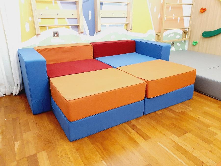 Playroom for Ghanem