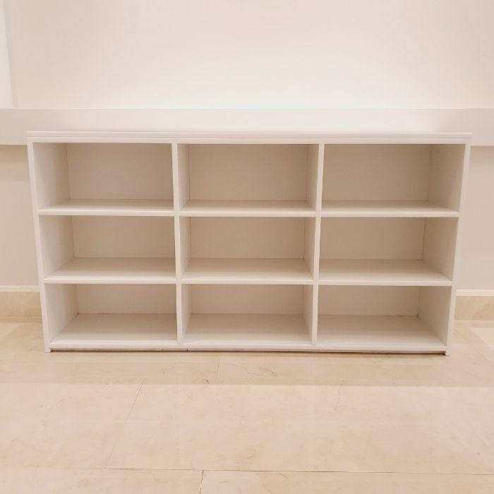 Cubby Shelf Unit