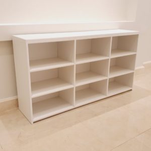 Cubby Shelf Unit