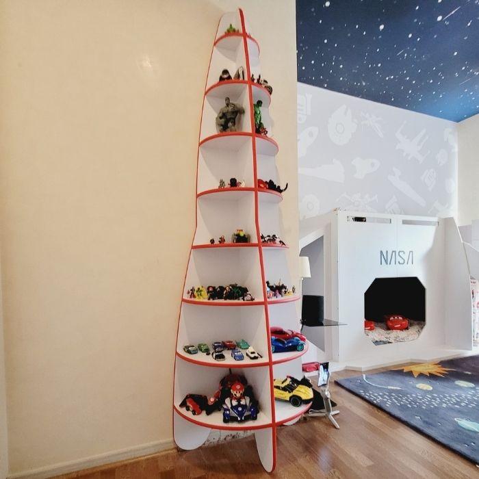 Rocket Shelf