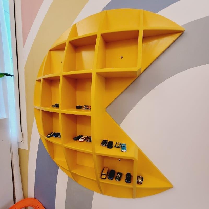 Pac Man Shelf