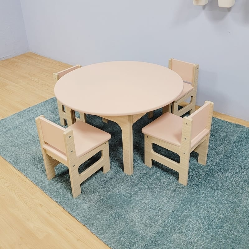 Table & 4 Chair Set