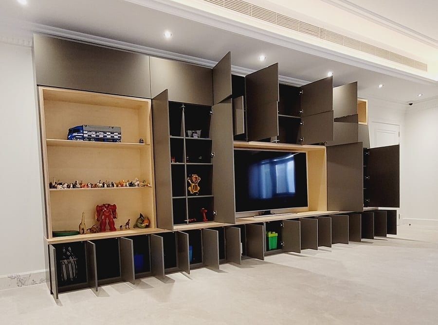 Playroom for Ayesha