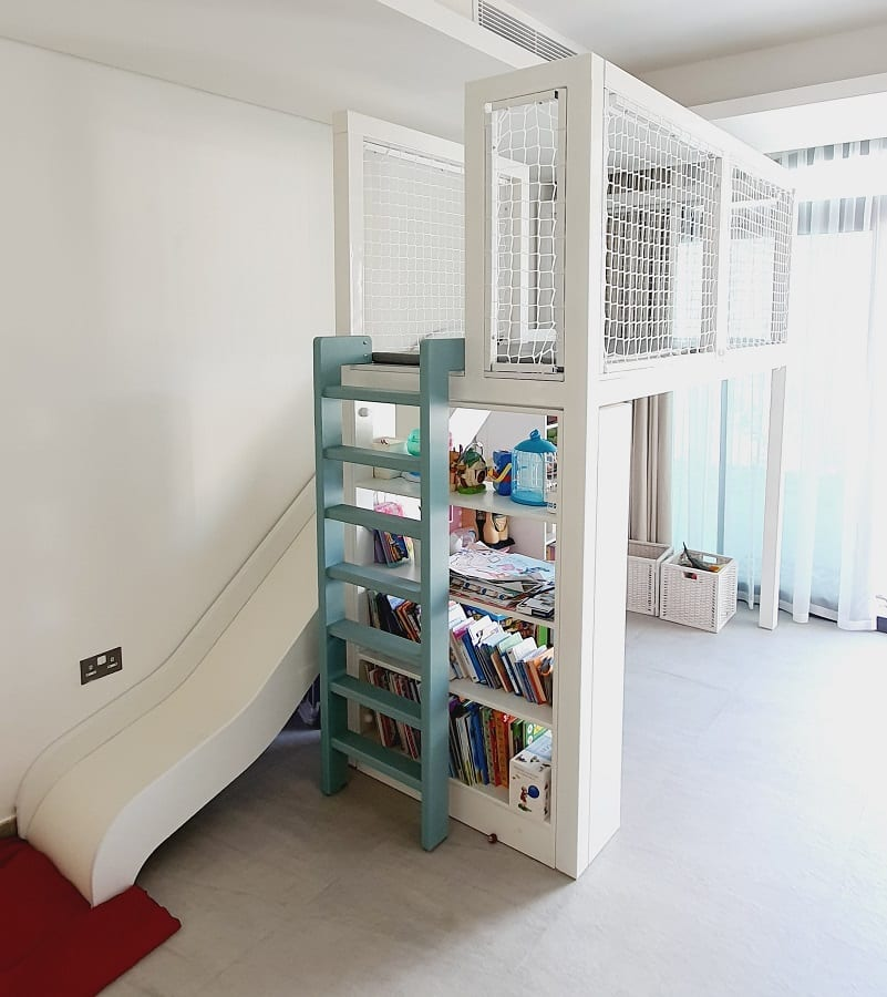 Playroom for Fereshteh