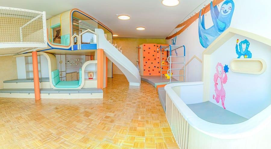 Playroom for Hamda