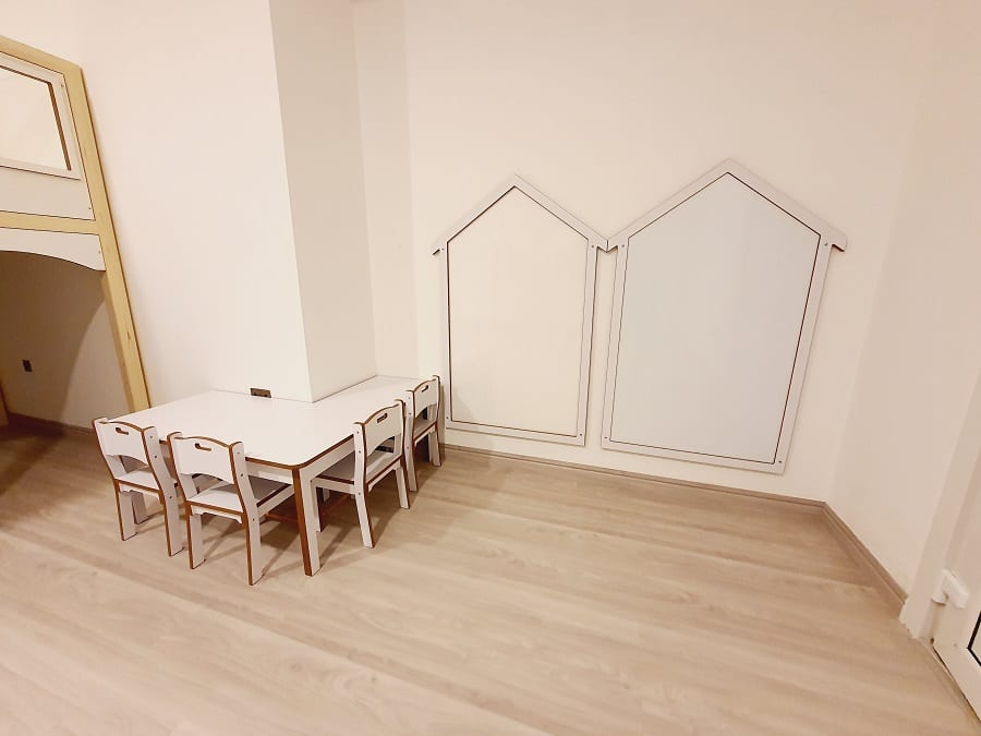 Playroom for Mariam