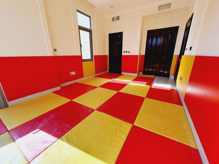 Playroom for Nick & Nadya
