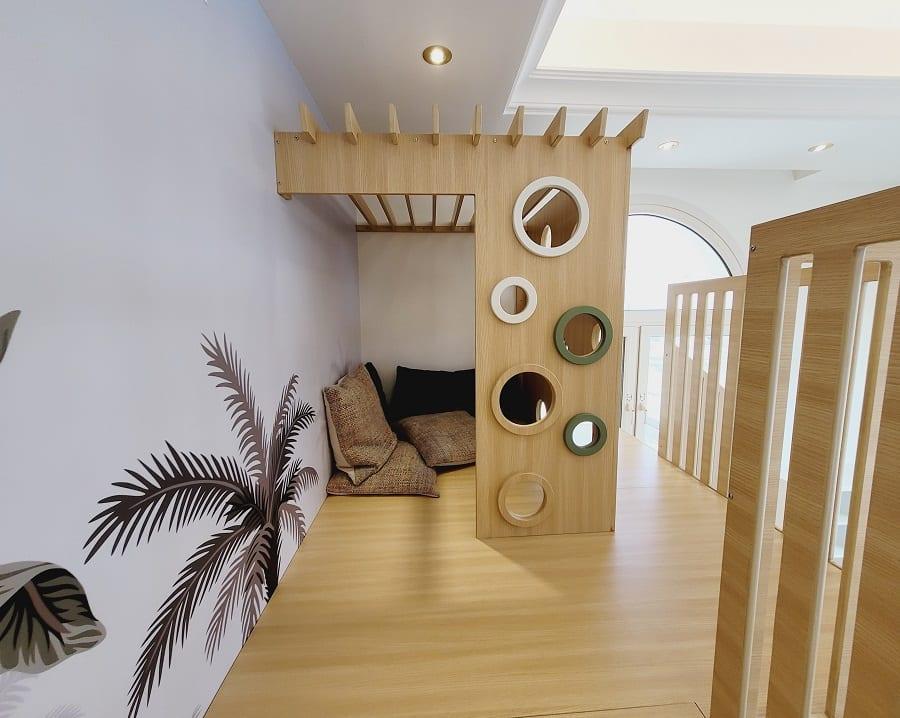 Playroom for Wafaa
