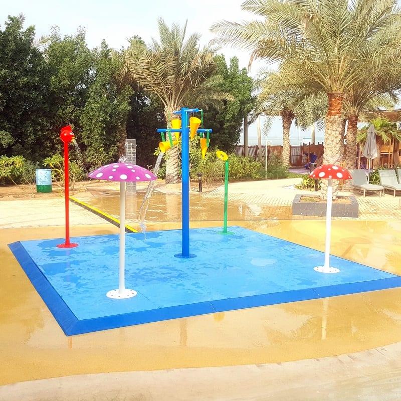 Water Sprinkler Splash Pad 5.4m x 5.4m