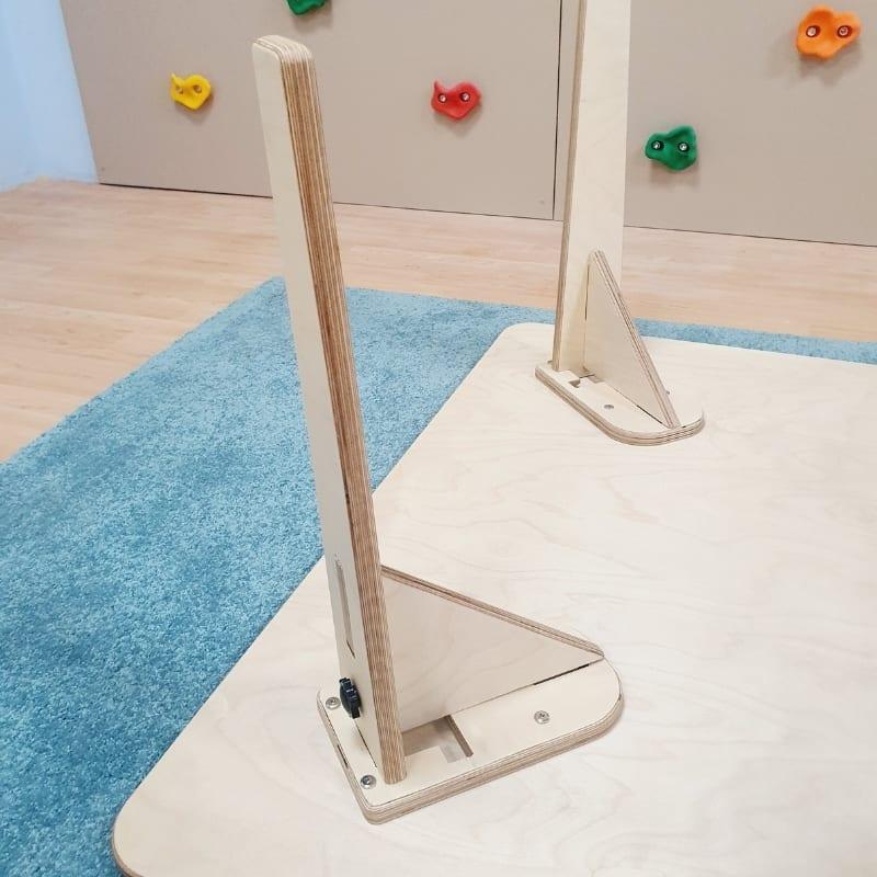 Adjustable Montessori Table