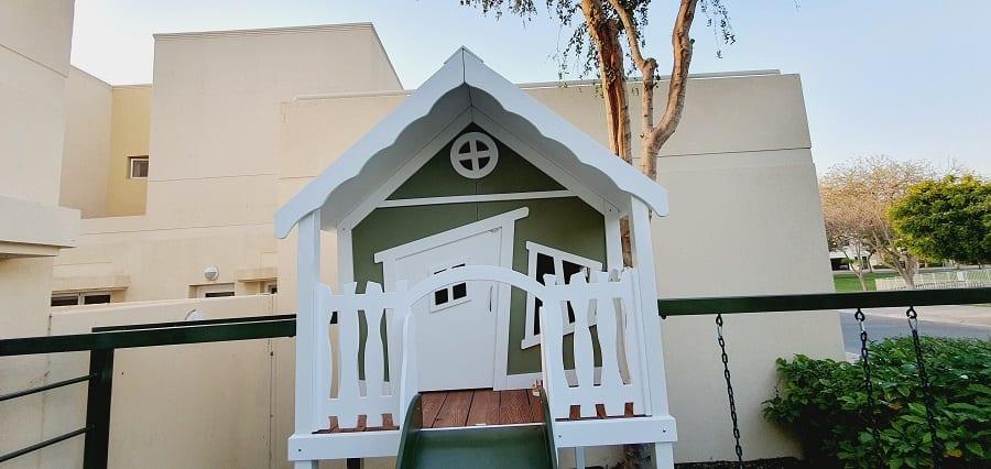 Outdoor Play Area for Zeinab