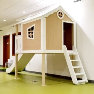Explorer Play House - Type C in Maple