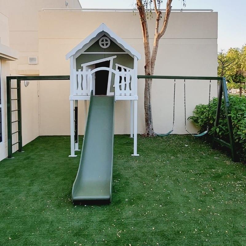 Green Explorer Play House