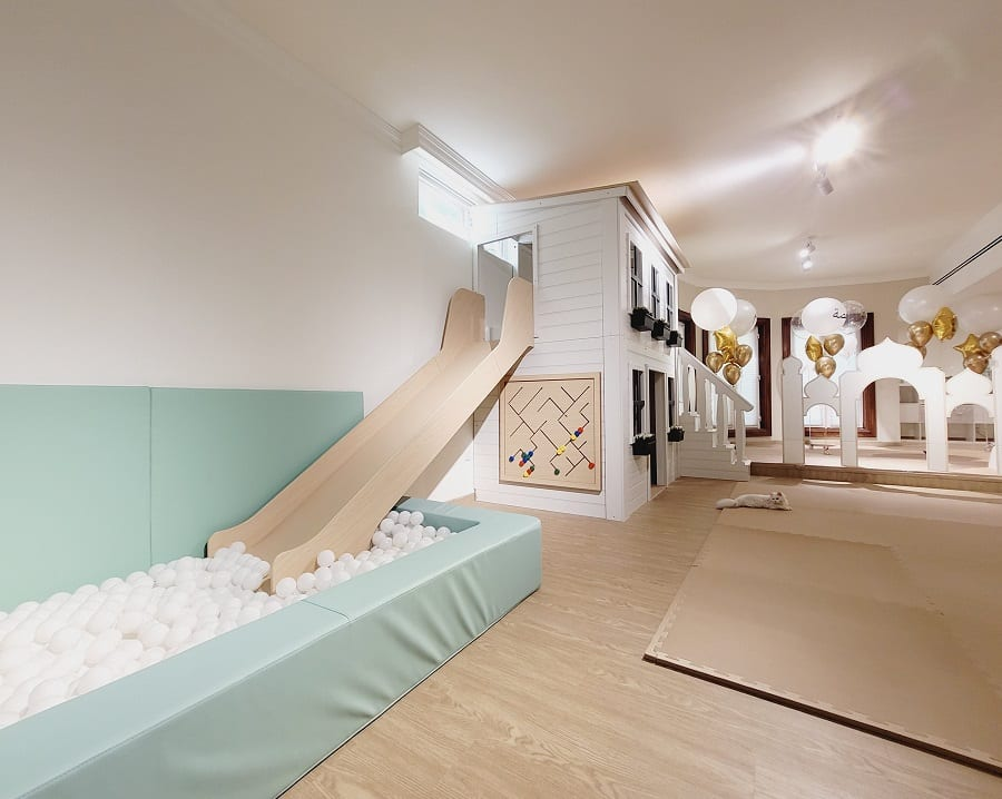 Playroom for Maryam