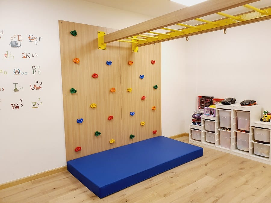 Playroom for Salama