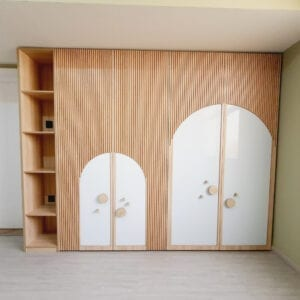 Double Wall Cupboard