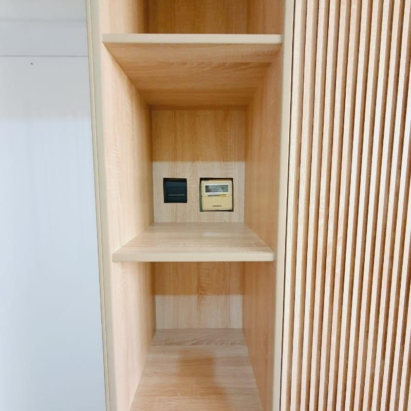Double Wall Cupboard
