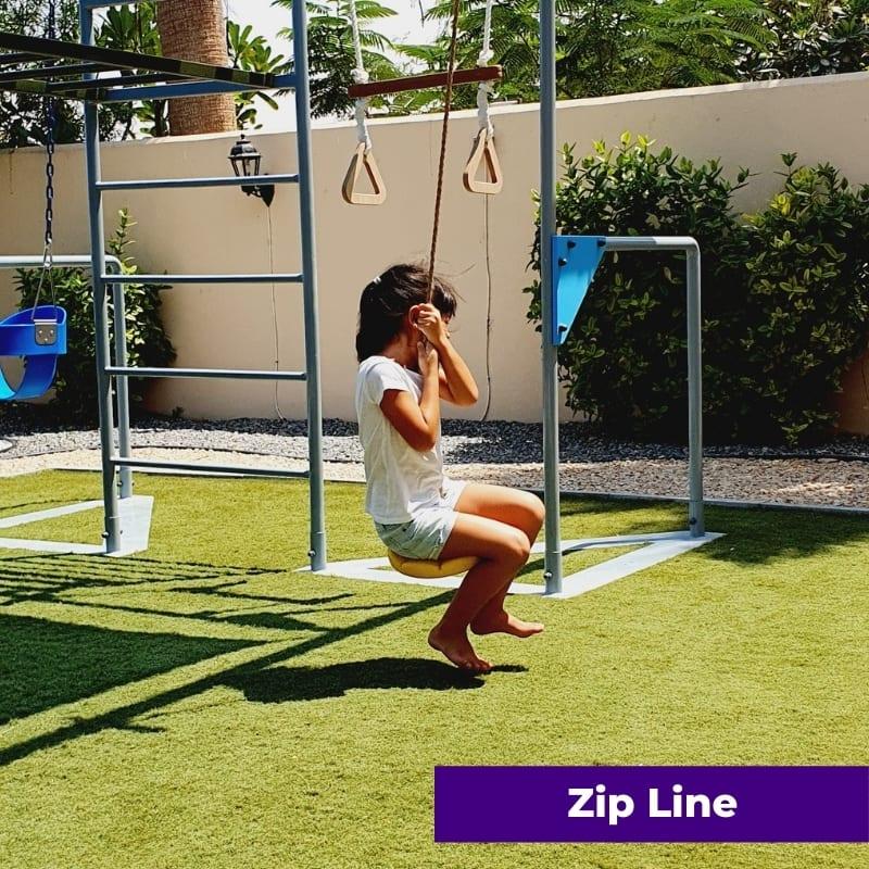 Add On Zip Line