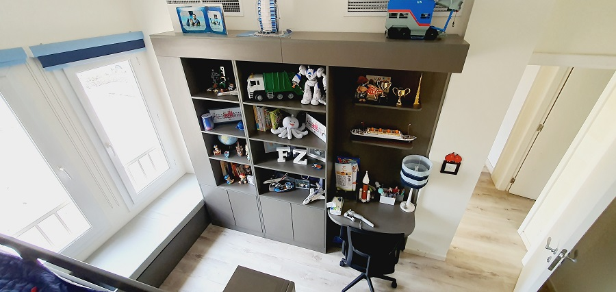 Bedroom for Sam
