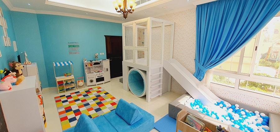 Playroom for Rabab