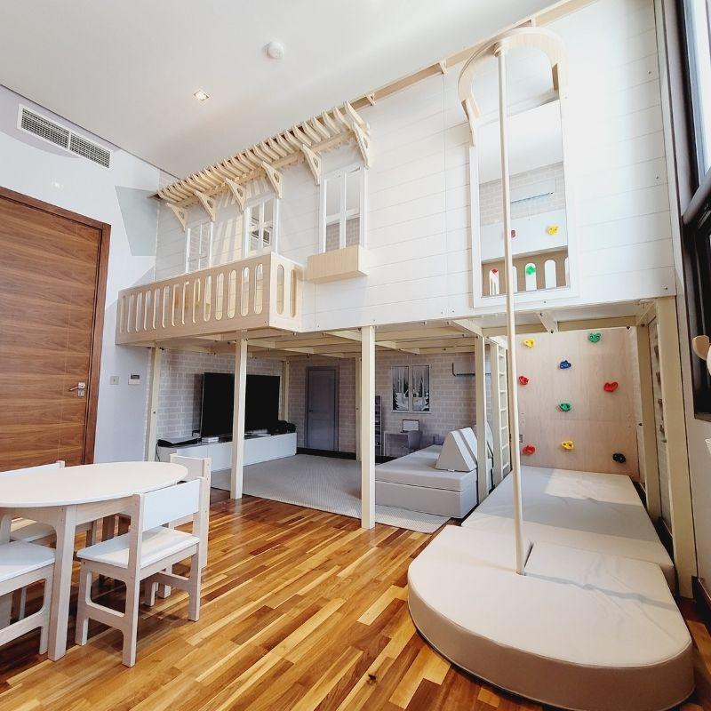 Mezzanine Play House