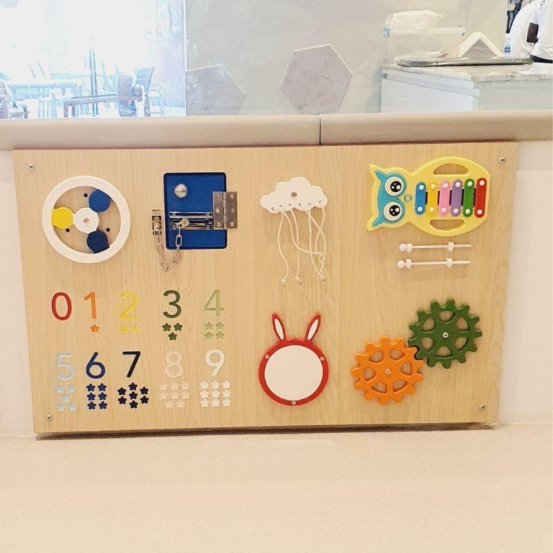 Sensory Wall Panel 8