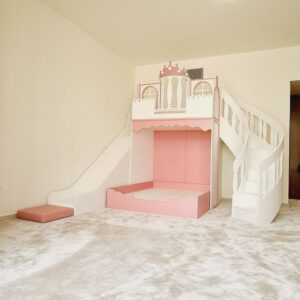 Princess Bed with Balcony