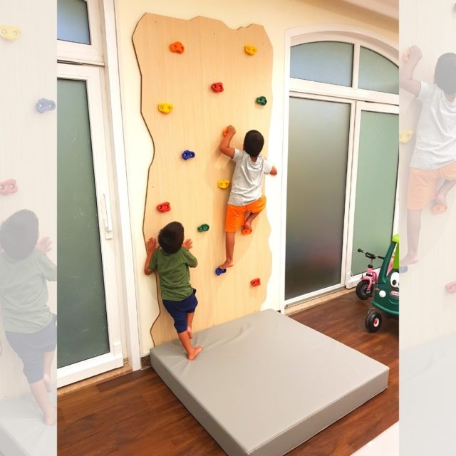 The Boys are LOVING their Rock Face Climbing Wall and we love seeing our #moonkidsinaction !  Buy one for your kids today from AED 1095 at moonkidshome.ae (Link in Bio)  Order online today or contact Paul if you have any questions via Whatsapp +971 555 910 112.  #moonkidsabudhabi #dubaikids #abudhabikids #dubaimums #abudhabimums #britishdadsdubai #climbingwallsmadeintheuae #climbingwallforyourhome #kidsclimbingwalls #kidsclimbingthewalls